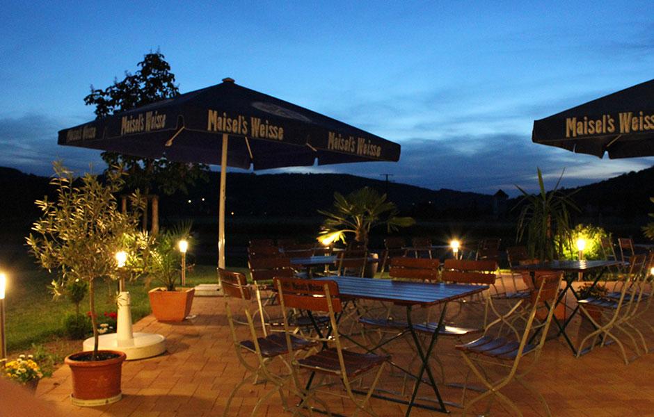 Gaststätte Gekko – das gemütliche Gasthaus auf dem Campingplatz